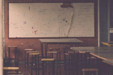 Versagensangst ist oft mit der Schulzeit verbunden